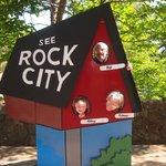 Grandpa, Grandma & Abbey @ Rock City