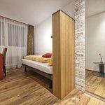 Kleineres Einzelzimmer