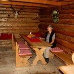 das gemütliche Holzhaus