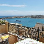 roof top terrace with fantastic views