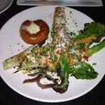 Deconstructed Ceasar Salad