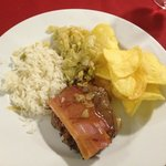 Lombinhos = Filet mignon de boeuf au bacon