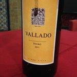 Vallado tinto = vin rouge