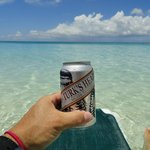 Best way to have an Island beer