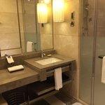 Suite 2001, Bathroom