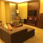 Suite 2001, Living Room