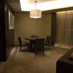 Suite 2001, Dining Area