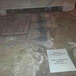 Mozaiek uit de periode 300 tot 500 na Christus.
