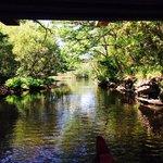 Boat ride on Gap of Dunlow Trip
