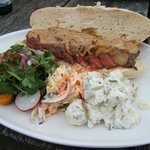 Glengorm Steak Sandwich