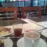 cafe da mnhã