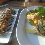 sushi et ceviche dorade