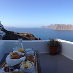 Daily breakfast and sweeping views