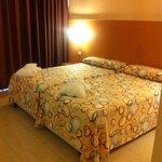 habitacion premium camas