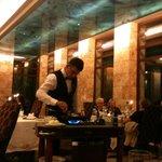 """Service au restaurant 'A la carte"""""""