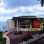 O hotel Promenade.
