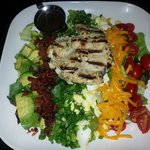 My GRILLED CHICKEN SALAD