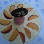 Gratin de fruits