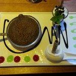 Fantastisk dessert!