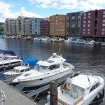 Trondheim Water Front