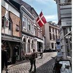 Aarhus, latin quarter