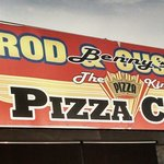 Hot Rod Pizza!
