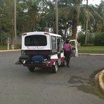 tuktuk - free service