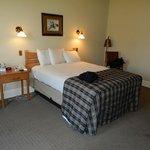 Great first-floor ADA-compliant room