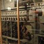 Navy Bombe