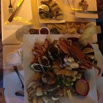 Excelent seafood plater