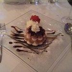 A wow dessert...