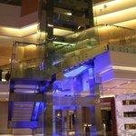 Atrium - very beautiful area