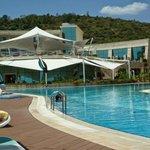 Restaurant, terrace bar & pool
