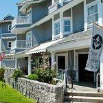 Blue Lantern Inn Entrance