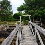 Dock Ramp from seaside