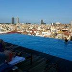 Roof Top Infinity Pool