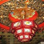 Chinese style decoration