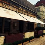 New awnings at Boolys