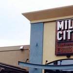 Mill City Restaurant and Sports Bar Facade