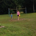 Tether ball & volley ball