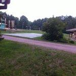 Keen lake campground