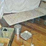 George Washington's camp bed