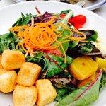 Topside salad