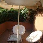 Room Telouet Terrace