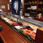 Fresh sushis!