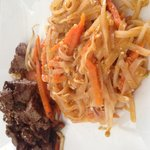 Pad Thai and Steak