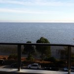 balcon con vista