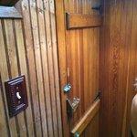 Cabin Door from Room