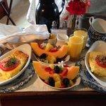 breakfast day #1
