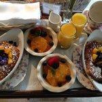 breakfast day #2